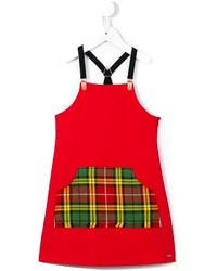 Junior Gaultier Suspender Strap Dress