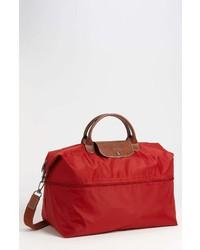 Longchamp Le Pliage 21 Inch Expandable Travel Bag
