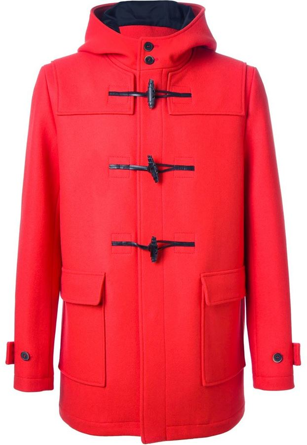 MSGM Classic Duffle Coat | Where to buy & how to wear