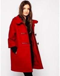 Sisley Ovoid Duffle Coat