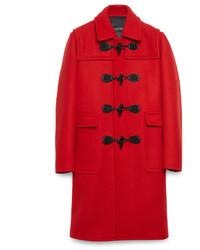 Gucci Twill Montgomery Coat