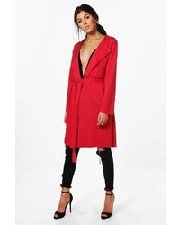 Red duster coat original 11013301
