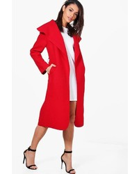 Kate belted shawl collar coat medium 4273697