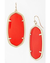 Danielle large oval statet earrings medium 3753357