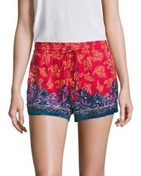 Free People San Paulo Embellished Shorts