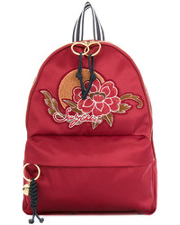 See by Chloe See By Chlo Embroidered Patch Backpack