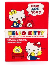 Olympia le tan hello kitty book clutch medium 452228