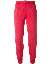 Polo Ralph Lauren Embroidered Track Pants
