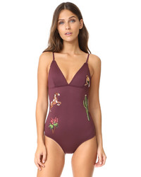 Stella McCartney Embroidery One Piece