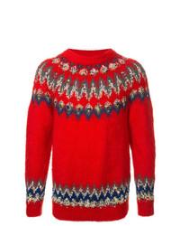 Nordic knit pullover medium 8123520
