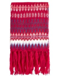 Fair isle scarf medium 122134
