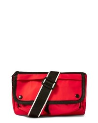 Topman Sabre Crossbody Belt Bag