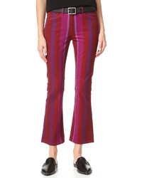 Red Flare Jeans for Women | Women's Fashion