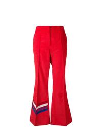 Mira Mikati Corduroy Leg Detail Trousers