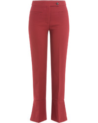 Fendi Cotton Flared Pants