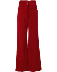 Etro High Waisted Flared Trousers