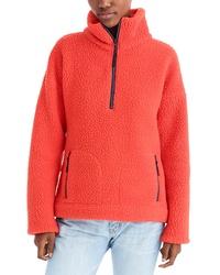 J.Crew Polartec Fleece Half Zip Pullover Jacket