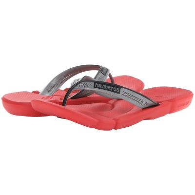 65c3ca975 ... Havaianas Power Flip Flops Sandals Ruby Red