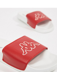 Kappa Logo Slide In Red