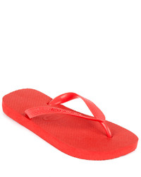 Havaianas Shoes Top Solid Flip Flop Sandals