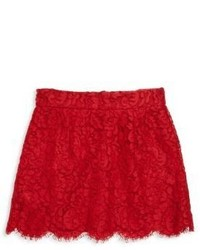 Dolce & Gabbana Toddlers Little Girls Girls Floral Lace Skirt
