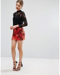 Glamorous Lace Skirt