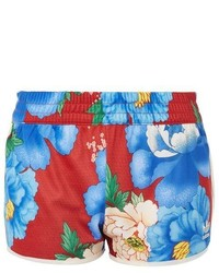adidas Originals Floral Trefoil Shorts