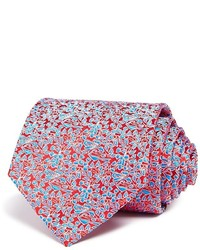 Turnbull & Asser Bright Floral Neat Classic Tie