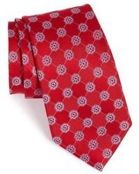 Shop medallion silk tie medium 828595