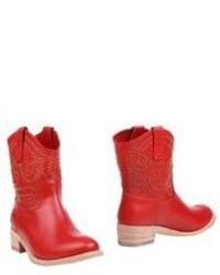 Red Footwear