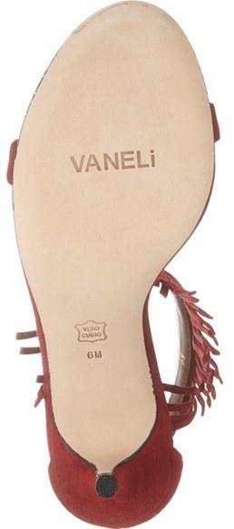d249a8dd7 VANELi Lakin Fringe Sandal, $159   Nordstrom   Lookastic.com