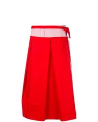 Marni Bicolour Mid Skirt
