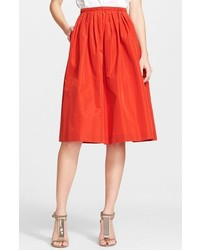 Burberry London Full Pleated Skirt