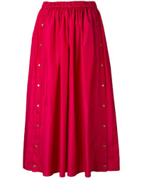 Press stud midi skirt medium 3663267