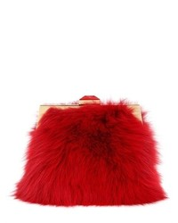 Red Fur Clutch