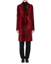 The Row Coyan Astrakhan Fur Coat