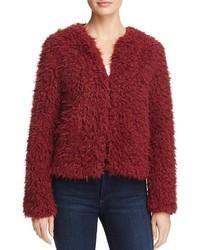 Jayla shaggy faux fur coat medium 5374777