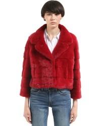 Mink fur jacket medium 5374773