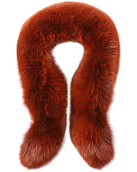 Fox fur scarf medium 722043