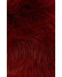 Lanvin Fur Stole Multi