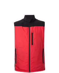 Aztech Mountain High Alpine Vest Red