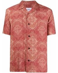 Dondup Cuban Collar Shirt