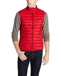 Armani Jeans Gk Lightweight Down Packable Puffer Vest