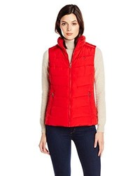 Tommy Hilfiger Chevron Quilted Down Vest