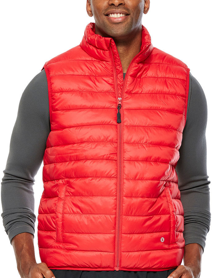 7009bc30ba512 ... jcpenney Xersion Packable Puffer Vest