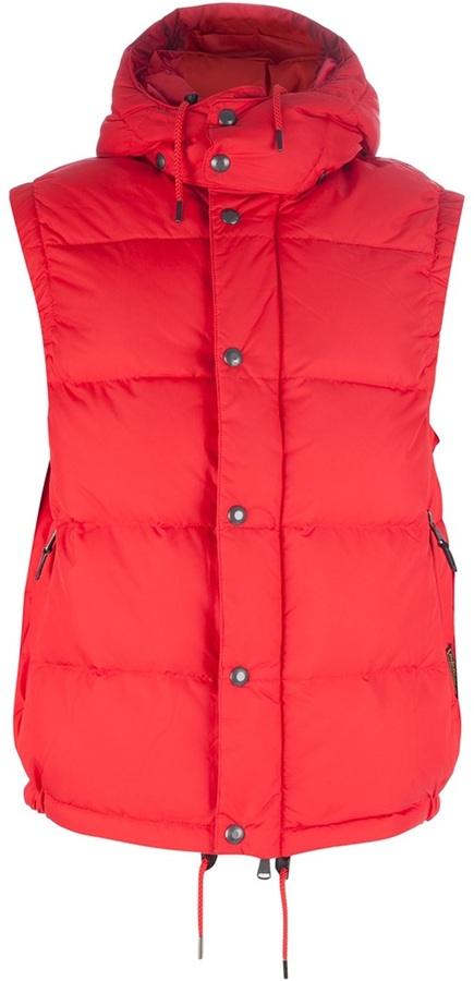 Ralph Lauren Blue Label Padded Gilet