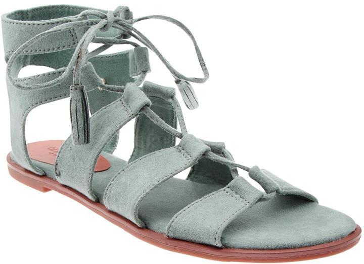 2cf300ae78d Old Navy Flat Gladiator Sandals For