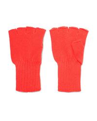 The Elder Statesman Cashmere Fingerless Gloves