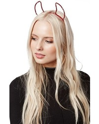 Topshop Devil Horns Headband