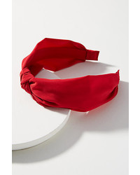 Knotted chiffon headband medium 5370976